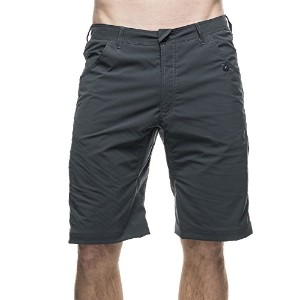 HOUDINI(フーディニ) Men's Thrill Twill Shorts 295714 Rock Black S