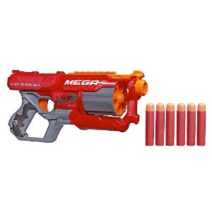 N-Strike Elite Mega Cyclone Shock Blaster