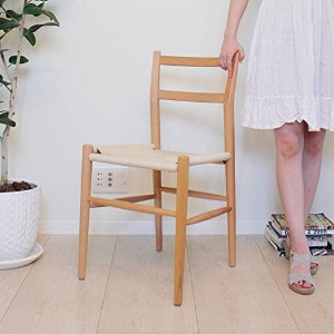 PAPER CODE CHAIR(ペーパーコードチェア)                           【リプロダクト・ジェネリック・復刻版】【木製椅子】【ダイニングチェア】【Yチェア】...