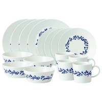 Royal Doulton Fable Garland 16 Piece Set, White by Royal Doulton