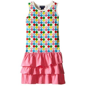 toobydoo ruffle tank dress kids big kids) タンクトップ ドレス (toddler little