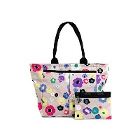 LeSportsac レスポートサック トートバッグ 7891 D386 EVERYGIRL TOTE Tuileries 並行輸入品