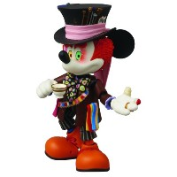 MAF MICKEY MOUSE (MAD HATTER Ver.)(ノンスケール ABS&ATBC-PVC塗装済みアクションフィギュア)