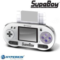 【Ver2.0】SUPABOY Portable Pocket SNES Console / SFCが携帯できる!!ポータブルゲーム機!!