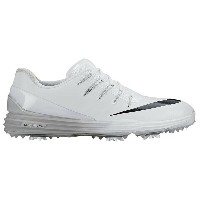 ナイキ メンズ ゴルフ シューズ・靴【Nike Lunar Control 4 Golf Shoes】White/Wolf Grey/Black