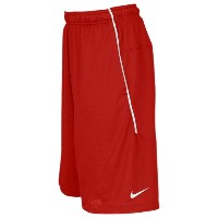 ナイキ メンズ 野球 ボトムス・パンツ【Nike Team Sideline Fly XL 5.0 Shorts】University Red/White