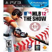 PS3 MLB 12 The Show 北米版