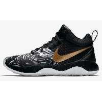 "Nike Zoom Rev ""BHM"" QS メンズ Black/Metallic/Gold/White ナイキ バッシュ ズームレブ"