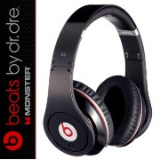 MONSTER beats by dr.dre ノイズキャンセリング ヘッドホン Beats Studio Hi-Def Noise-Canceling Over-Ear Headphones...