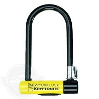 【クリプトナイト NY Uロック Kryptonite New York Standard Bicycle U-Lock 8180104】