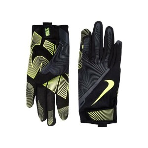 ナイキ メンズ 手袋・グローブ【Lunatic Training Gloves】Black/Anthracite/Volt