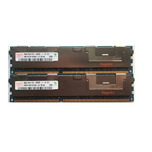 MacPro Early2009 16GB(8GB×2枚組) DDR3 PC3-8500R 1066MHz 240pin RDIMM