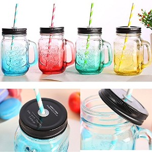 Mason Jar with Handle G – 3dバージョン 17 OZ