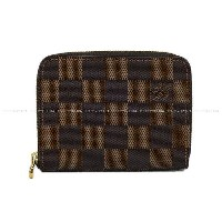 LOUIS VUITTON ルイ・ヴィトン ジッピー コインパース コインケース ダミエ N63070 新品未使用 (LOUIS VUITTON Zippi Coin Purse Damie...