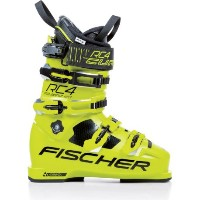 17-18フィッシャー FISCHER RC4 The CURV 120 VACUUM FULL FIT YELLOW