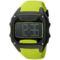 フリースタイル Freestyle Unisex 10025777 Shark Tooth Digital Display Japanese Quartz Yellow Watch [並行輸入品]