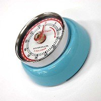 ダルトン COLOR KITCHEN TIMER WITH MAGNET サックスブルー