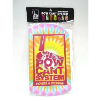 『POW CANT SYSTEM/パウカント システム』【CANT PLATE/カントプレート】カラー:TIEDYE/PINK★メール便配送致しますレビュー書いてメール便送料無料♪