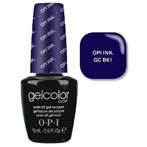 ☆ OPI gelcolor B61 (15mL) 【O.P.I ジェルカラー】 OPI INK. (パール)