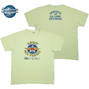 """BUZZ RICKSON'S (バズリクソンズ) S/S T-SHIRT """"U.S.ARMY AIR FORCES"""" (半袖プリントTシャツ) SAGE(セージ)"""
