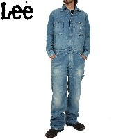 15%OFFクーポン対象商品!Lee/リー AMERICAN RIDERS DUNGAREES ALL IN ONE LM4213-556 オールインワン つなぎ 【LM4213-556】《WIP》...