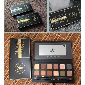 ABH Professional Master Palette Contour Eyeshadow Palette Multicolor Bronzers Highlighters Palette