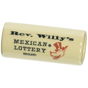Jim Dunlop Rev Willy's Mexican Lottery Brand Mo-Jo Porcelain SlideLarge