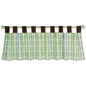 Trend Lab Window Valance, Baby Barnyard by Trend Lab