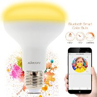 KKmoon E26/E27 Bluetooth LED Bluetooth3.0搭載 スマート LED電球 13W Android / IOS Phone APPコントロール機能...