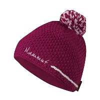 MAMMUT(マムート) 1090-04480 Sunridge Beanie 6181 radiance-white パープル F