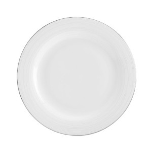 Mikasa Fontaine Dinner Plate, 11-Inch by Mikasa