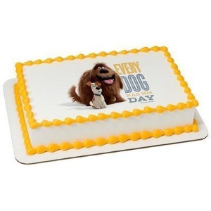 Secret Life Of Pets Licensed Edible Cake Topper #8370 by DecoPac