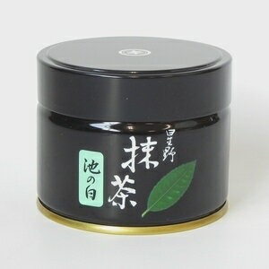 【抹茶】「池の白」100g(薄茶)/Powder Matcha Green Tea/Ikenoshiro/100g/Yame Hoshinoen