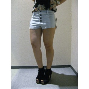 【30%OFF】≪1万円以上で送料無料≫【VOLCOM】 WMS SWEET BUNS HIGH WAISTED SHORT PANTS 【ACB】【S】B0921106