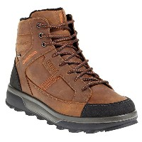 Quechua(ケシュア) QONI WINTER BOOTS MEN BROWN 25.7-26.2 8227784-1559171