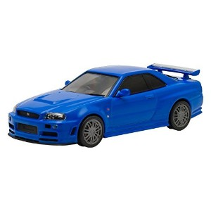 "GREENLIGHT 1:43SCALE ""FAST&FURIOUS 4"" ""BRIAN'S 2002 NISSAN SKYLINE GT-R""(BLUE) グリーンライト 1:43スケール ..."