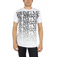 地平線を見せてくれ Bring Me The Horizon Stacked Tシャツ T-Shirt