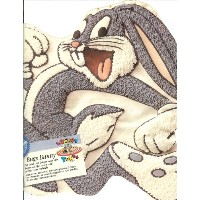 Wilton Bugs Bunny-Looney Tunes Cake Pan by Wilton