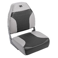 Wise 8wd588シリーズmid-back釣りボートSeat withロゴ