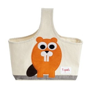 3 Sprouts Storage Caddy Beaver (並行輸入)