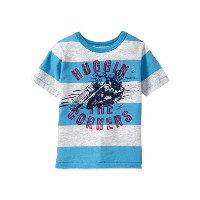 Baby GAP  ワイドストライプ Tシャツ Wide striped graphic T 110cm