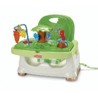 Fisher-Price Rainforest Healthy Care Booster Seat by Fisher-Price