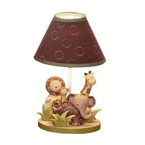 Lambs & Ivy Baby Cocoa Lamp by Lambs & Ivy