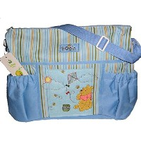 Regent Baby Product Corp Diaper Bag, Colors may vary by Disney