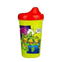 Gerber Graduates Nickelodeon Teenage Mutant Ninja Turtles Hard Spout Sippy Cup, 10-Ounce by NUK
