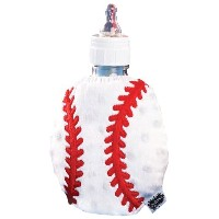 Mud Pie Bottle Hugger,Baseball by Mud Pie