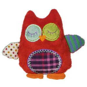 Natural Life Baby Mary Meyer Animal Plush Rattle, Whooo Loves You Owl by Natural Life Baby (English...