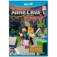 Microsoft(マイクロソフト)MINECRAFT (マインクラフト) : Wii U EDITION 【Wii Uゲームソフト】