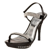 Fabulicious MONET-08 BLK Size 9(US)