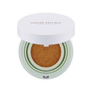 NATURE REPUBLIC Oil Control Cushion 02. Natural Beige / ネイチャーリパブリック オイルコントロールクッション SPF50+ PA+++ (02...